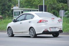 私有Eco汽车, Mazda2 库存照片