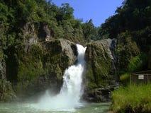 水秋天在多米尼加共和国 图库摄影