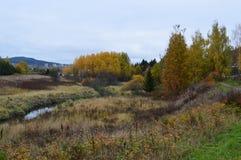 秋天在奥斯陆13 免版税库存照片