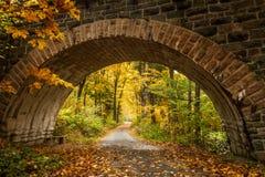 秋天在巴伐利亚 库存照片