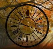 秋天季节时间 库存照片
