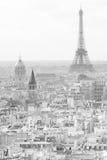 秋天的美丽的巴黎 库存图片