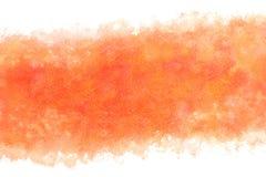 秋天红色水彩摘要或葡萄酒油漆背景 库存图片