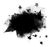 秋天重叠 免版税图库摄影