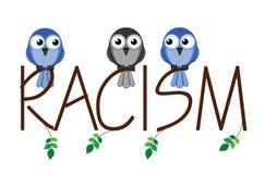 种族主义 向量例证