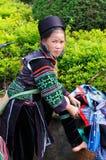 种族人在越南 免版税库存照片