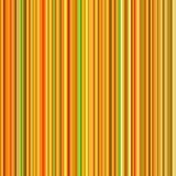 种族分界线橙色充满活力 库存例证