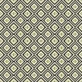 种族模式 阿兹台克几何背景 库存图片