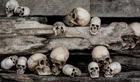种族灭绝 图库摄影
