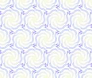 种族现代几何无缝的模式 库存图片