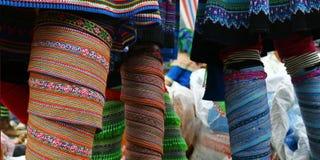 种族礼服 免版税图库摄影