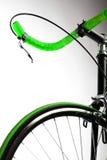 种族自行车 库存照片