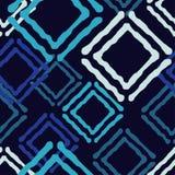 种族boho无缝的样式 传统的装饰品 几何的背景 部族的模式 民间主题 免版税图库摄影