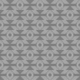 种族boho无缝的样式 传统的装饰品 几何的背景 部族的模式 民间主题 免版税库存图片