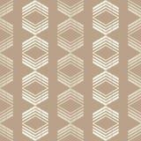 种族boho无缝的样式 传统的装饰品 几何的背景 部族的模式 民间主题 库存图片