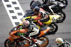 种族superbike 免版税图库摄影