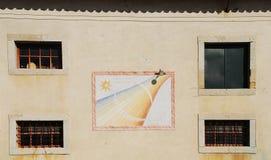 种田文化博物馆的Friulian 库存图片
