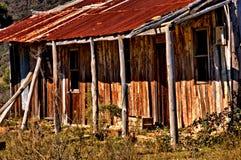 种田老房子 库存照片