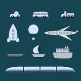 种类运输 向量例证