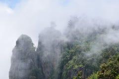 科代卡纳尔灯岩石 库存照片