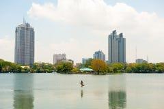 科伦坡横向,斯里南卡 免版税图库摄影