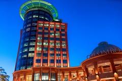 科伦坡购物中心在里斯本 科伦坡在1997年打开了,做它最大的购物中心在伊比利亚半岛 库存图片