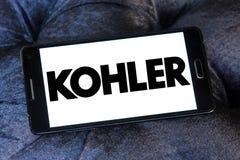 科勒商标 免版税库存照片