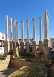 科多巴罗马寺庙 西班牙 图库摄影