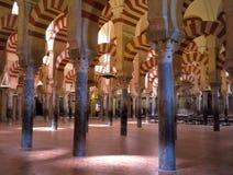 科多巴mezquita西班牙 免版税库存图片
