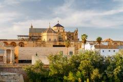 科多巴 大教堂 Mesquita 免版税库存图片