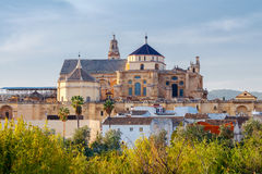 科多巴 大教堂 Mesquita 免版税图库摄影