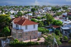 科多巴房子 免版税图库摄影