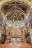 科多巴-长老会的管辖区在教会Iglesia de圣奥古斯丁里 图库摄影