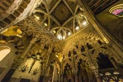 科多巴,安大路西亚,西班牙清真大寺  库存图片