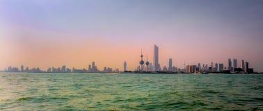 科威特市港口 免版税库存图片