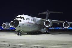 科威特空军队 免版税库存照片
