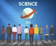 科学化学物理生物研究研究概念 库存图片