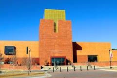 科学和历史沃思堡博物馆  库存照片