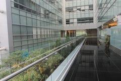 科学园是科学园在HK 2010年 库存图片