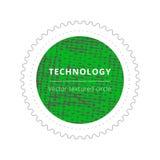 科学技术背景和纹理 库存图片