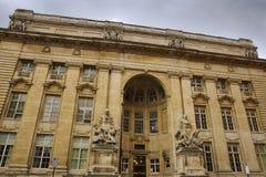 科学,历史的buildngs,伦敦,英国Lmperial学院  库存图片
