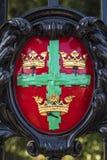 科尔切斯特徽章 免版税图库摄影