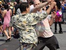 2013年科尼岛美人鱼游行142 库存图片