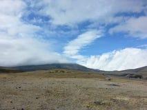 科托帕克西国家公园在厄瓜多尔 库存照片