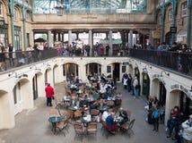 科文特花园市场,伦敦,英国 图库摄影