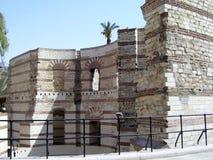科普特人的开罗 免版税库存照片