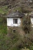 科索沃,保加利亚地道村庄有19世纪房子的 图库摄影