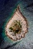 科纳提群岛海岛(象泪花) 免版税库存照片