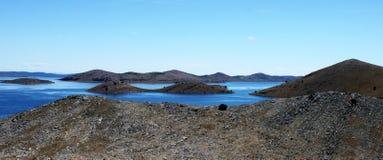 科纳提群岛NP 库存照片