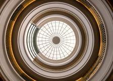 科罗拉多司法中心内在圆顶 免版税图库摄影
